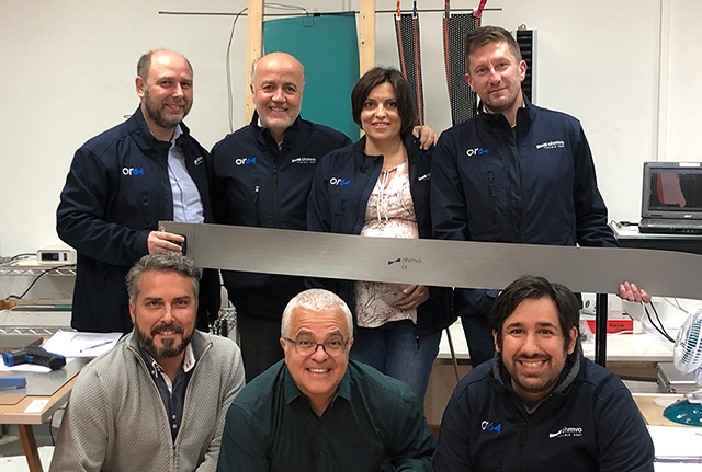 The ohmvo team - flexible heating solutions